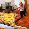 【動画】LAでオーダーできる世界一巨大なデリバリーピザがこちら