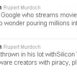 SOPAを巡る各界の動き: オバマ政権、ウィキペディア、マードック