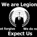 アノニマスが複数の米政府サイトをハック: 「ACTAを潰せ」