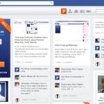 FacebookをPinterest風にブラウズできるアプリ「PinView」: インストールと使い方