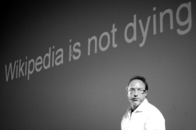 Wikipediaに広告