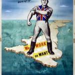【画像】戦時中に作られた英国プロパガンダポスター: 「資源節約」、「反ナチス」