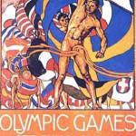 【画像】100年前のオリンピック代表選手たちはこんな感じだった – 1912年ストックホルム大会