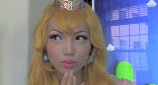 ピーチ姫 アフター