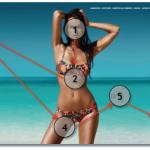 男性と女性の目線の違い: アイトラッキングで広告の見られ方を分析する