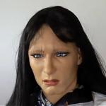 【動画】超リアルな表情を浮かべる顔ロボット「FACE」、さすがにちょっと不気味