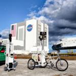 Googleストリートビューでケネディ宇宙センターを見学、スペースシャトル組立棟や発射台にも行ける!