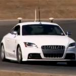 【動画】無人自動車「Shelley」がプロ並みのタイムでレースコースを疾走、直線で193km超え