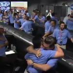 【動画】キュリオシティ火星着陸成功時のNASA管制室、職員の情熱が伝わってくる映像