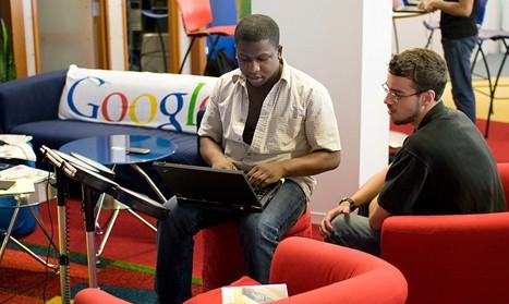 Googleの素敵な社員ベネフィット