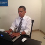 「オバマだけど質問ある?」、オバマ大統領がRedditにスレ立て