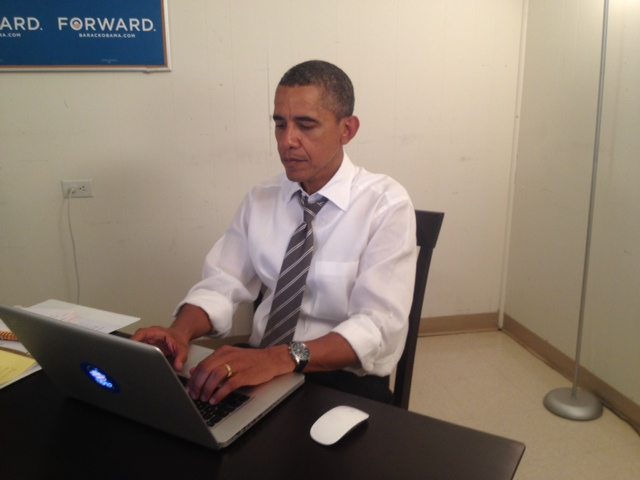 オバマ大統領がRedditにスレ立て