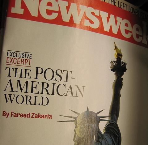 米ニューズウィークが完全デジタル化へ