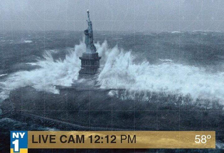 巨大ハリケーン「サンディ」の偽画像まとめ