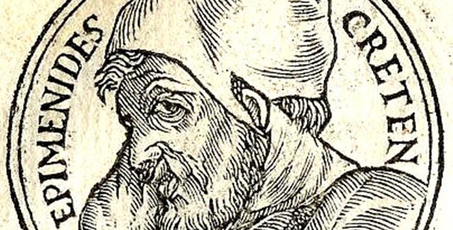 エピメニデスのパラドックス