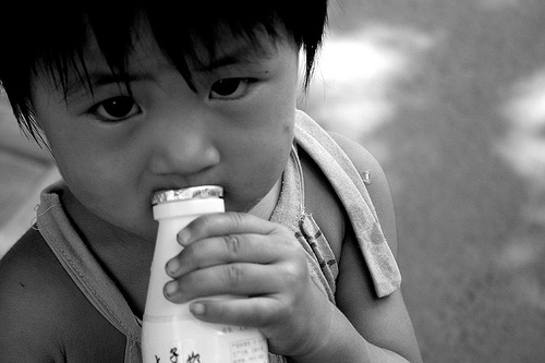 メラミンや水銀入り粉ミルク 中国ならではニュース