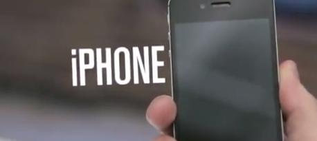 スマホをトイレから救出 iPhone