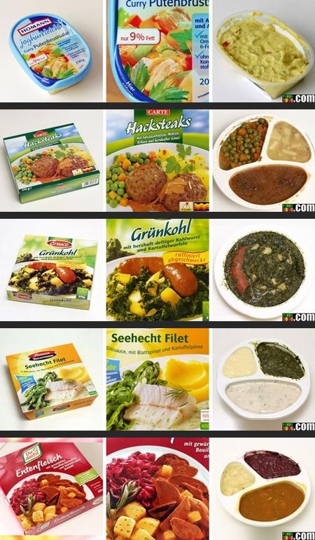 虚偽広告 保存・冷凍食品
