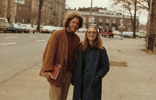 ビル・クリントンの意外な一面