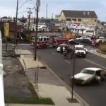 【動画】サイドブレーキの大切が改めてわかる!ちょっとしたミスで車が無人で暴走してしまう映像