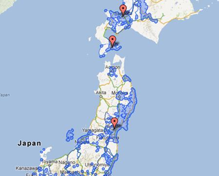 ストリートビュー 日本 日本