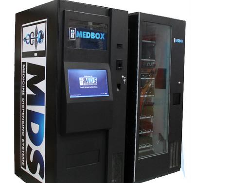 マリファナ自動販売機がウォール街で話題に、株価が高騰