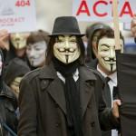 アノニマスがペイパルをハックしたと宣言、「11月5日はデモ活動の日」