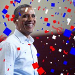 過去最高のリツイート数を記録!!オバマ大統領、感動の勝利宣言ツイート