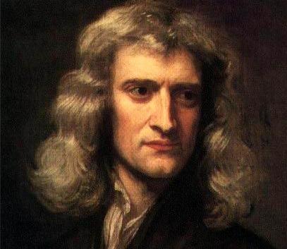 ニュートン名言