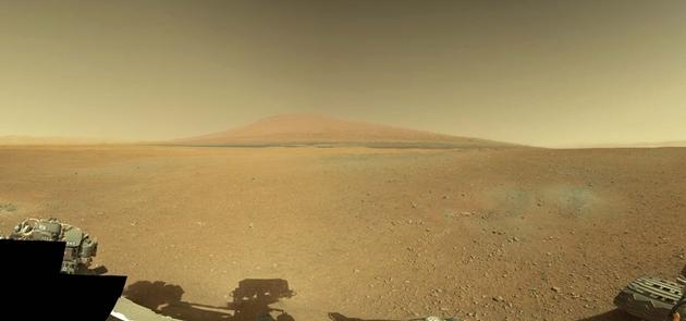 キュリオシティ 火星
