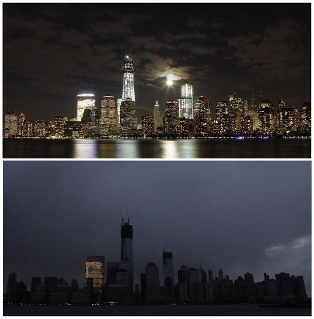 マンハッタン大停電