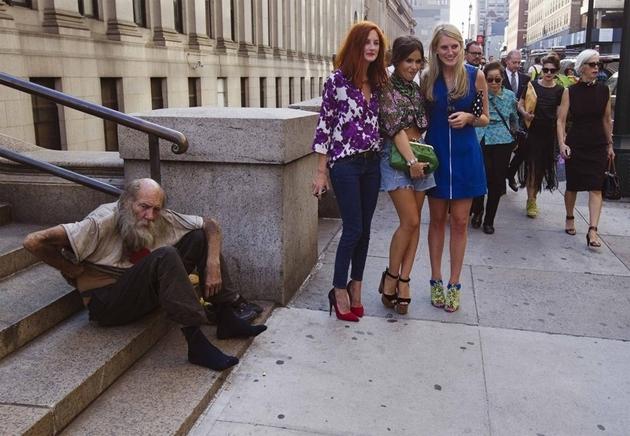 ニューヨーク・ファッションウィーク