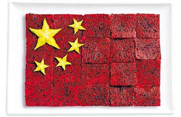 中国の国旗