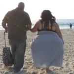 世界一大きなお尻を持つ女性、ヒップサイズは254cm!「男は砂時計のような体が好き」