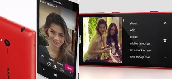 Nokia Lumia 720(ルミア720)