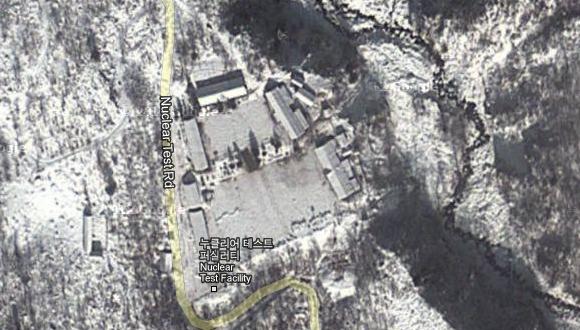 核実験施設