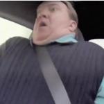 ペプシのドッキリ動画、プロレーサーのジェフ・ゴードンが冴えない中年男に変装して大暴走