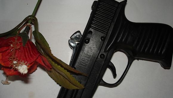 銃による死亡