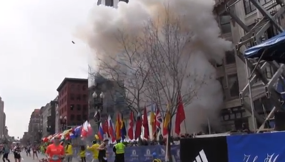 ボストン爆弾テロ