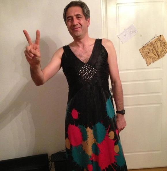 クルド人 女装キャンペーン10