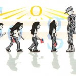 Googleのロゴデザインコンテスト2013、グランプリは「お父さんが帰ってきた」