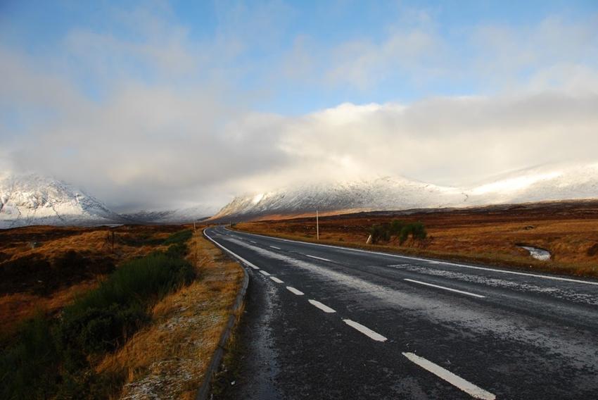 スコットランド高地地方
