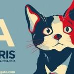 猫のモリスが市長選に出馬、「ネズミだらけの腐敗市政に秩序を」