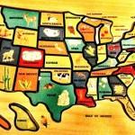 ダイアレクト地図で丸わかり!アメリカ英語の方言の違い