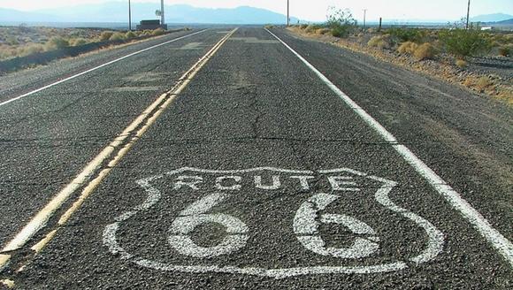 世界のドライブスポット ルート66