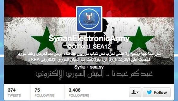 シリア電子軍
