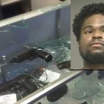 銃器店にバットで強盗に押し入った無謀な男、店長に銃を突きつけられ逮捕 – アメリカ