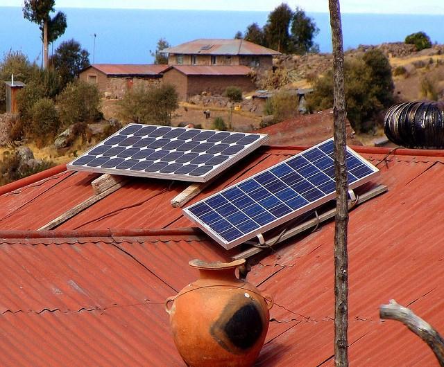 ペルー 電化計画