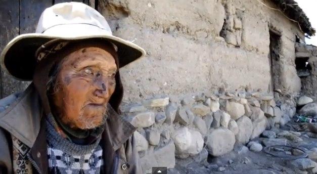 史上最高齢 ボリビア