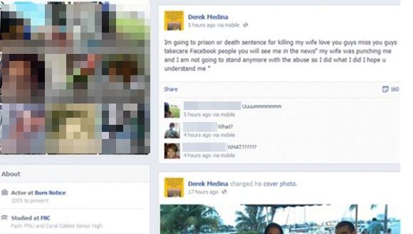 facebook 死体